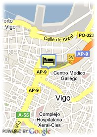 map-Hotel Recamar