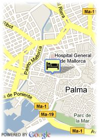 map-Hotel Almudaina