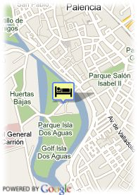 map-Hotel Rey Sancho