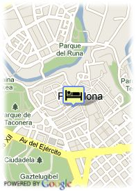 map-Hotel Maisonnave