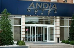 Hotel Andia in Pamplona