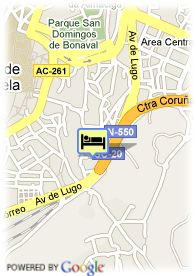 map-San Francisco Hotel Monumento