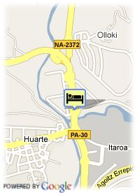 map-Hotel Iriguibel