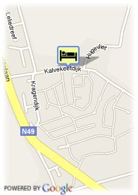map-Villa Paul's