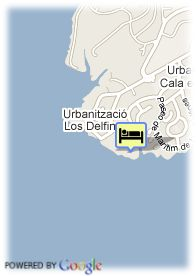 map-Club Hotel Almirante Farragut