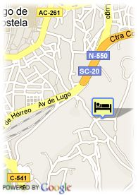 map-C. V. Monte Do Gozo