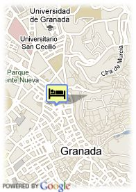 map-Hotel Los Girasoles II