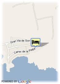 map-Grupotel Playa Club