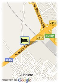 map-Hotel Torreon
