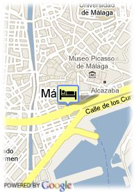 map-Hotel Don Curro