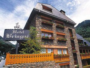 Hotel Bringue in Ordino
