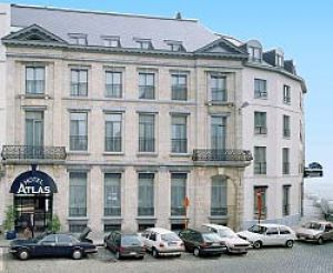 Charme Hotel: Hotel Atlas in Brussel