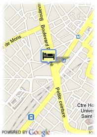 map-Hotel Floris Ustel