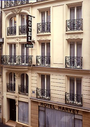 Hotel Harvey à Paris