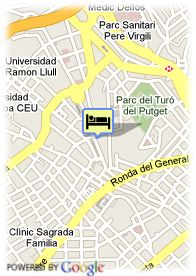 map-Hostal Casa Con Estilo