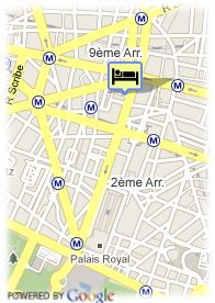 map-Hotel Icone