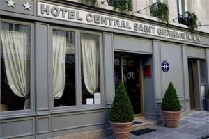 Hotel Central Saint Germain in Parijs