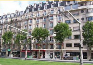 Quality Hotel Paris Orleans in Parijs