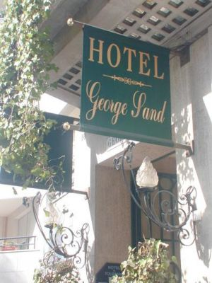 Hotel George Sand in Parijs