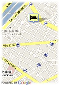 map-Hotel Beaugrenelle