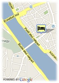 map-Boutique Hotel Zara