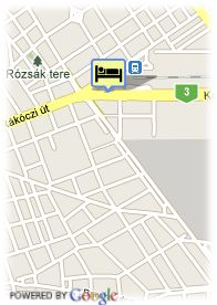 map-Hotel Golden Park