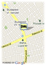 map-Boscolo Hotel New York Palace