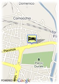 map-StarHotels Du Parc