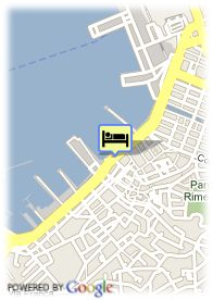 map-Starhotels Savoia Excelsior Palace