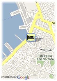 map-Hotel Continentale