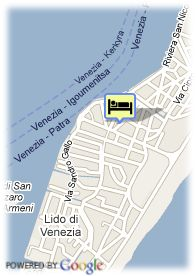 map-Hotel Albergo Ausonia & Hungaria