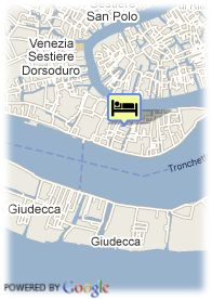 map-Ruzzini Palace Hotel