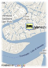 map-Hotel San Marco Royal