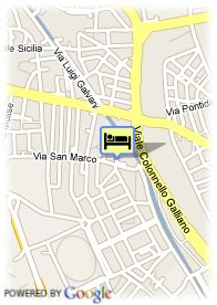 map-Hotel San Marco City Resort & Spa