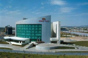 Hotel Crown Plaza Pachuca in Pachuca