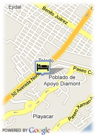 map-Hacienda Vista Real