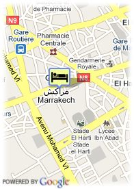 map-Hotel Es Saadi Gardens Resort