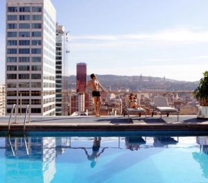 Hotel Expo Executive in Barcelona