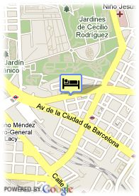 map-Hotel Agumar
