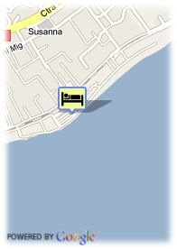 map-Hotel Top Royal Sun Suites