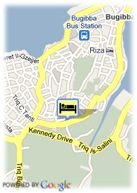 map-Bella Vista Hotel