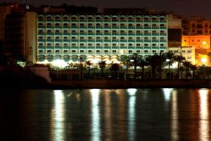 The Qawra Palace Hotel in Malta
