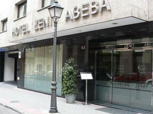 Hotel Zenit Abeba in Madrid
