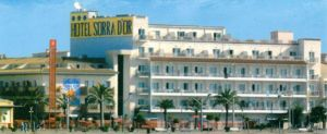 Hotel Sorra D´Or Beach Club in Malgrat De Mar