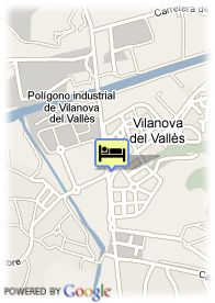 map-Hotel Augusta Valles