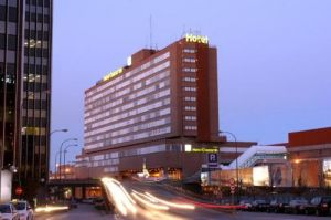 Hotel Husa Chamartin in Madrid