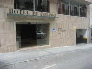 Hotel El Coloso in Madrid