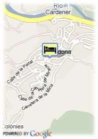 map-Hotel Bremon