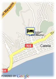 map-Hotel Olympic