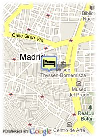 map-Hotel El Prado